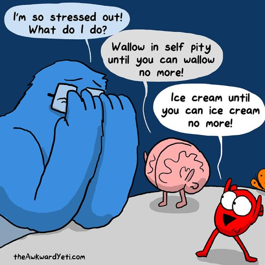 The Awkward Yeti [official]