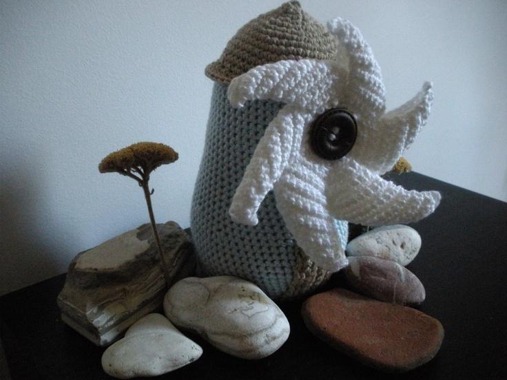 crochet windmill