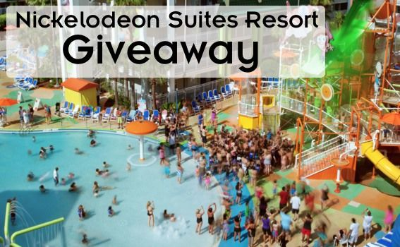 Monday Madness: Enter to Win a Stay at Nickelodeon Suites Resort in Orlando, Florida!  One lucky winner will score two night accommodations in a Premium 2-Bedroom SpongeBob suite AND front row seats to Double Dare LIVE including an exclusive meet and greet with the cast after the show!   Contest ends May 11, 2014 at 11:59 PM PST.
