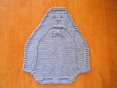 Ravelry: Penguin Cloth pattern by Theresa L. Jones