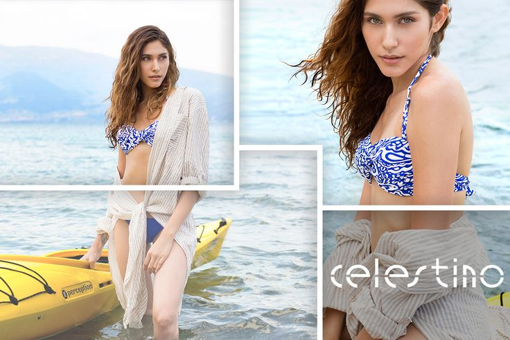 Happy Friday with the hottest looks!  #Celestino #fashion #beachwear #style #swimwear #bikinibody #sporty #fitgirl