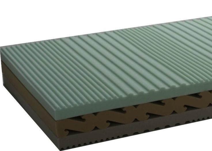 Materasso sfoderabile in memory foam h20 - 7 zone differenziate  Cod. sc20 - Marca: Venere  Materasso in memory foam a 7 zone differenziate , alto 20 cm , sfoderabile e lavabile a 60 gradi.  Composto da 3 lastre di densita diversa in modo da adattarsi in maniera e graduale a qualsiasi peso .   La lavorazione centrale permette inoltre un ottima traspirabilita