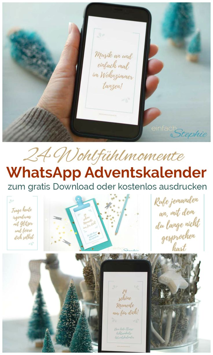 Whatsapp Adventskalender