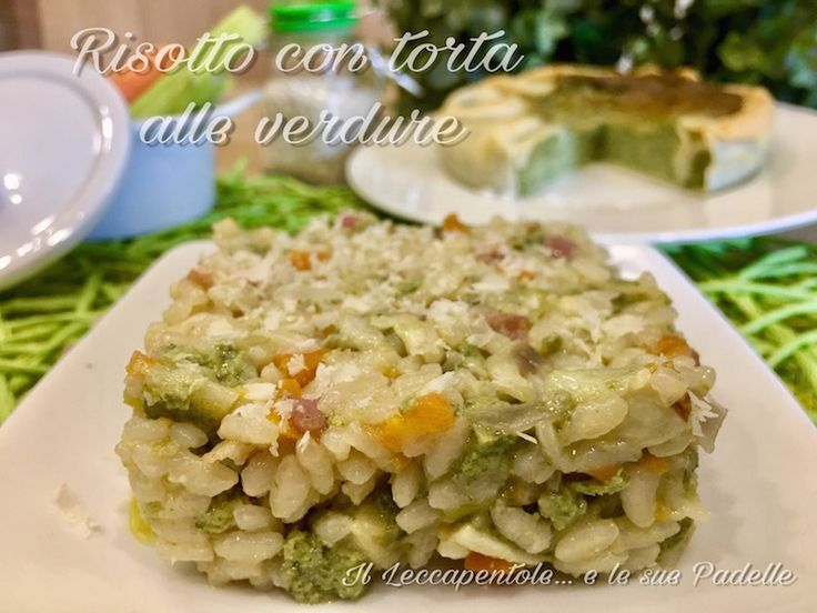 cucinare con le torte di verdura