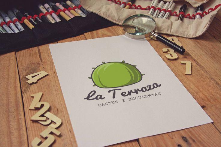 """""""La Terraza"""" Cactus y Suculentas on Behance"""