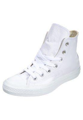 CHUCK TAYLOR ALL STAR - Höga sneakers - weiß