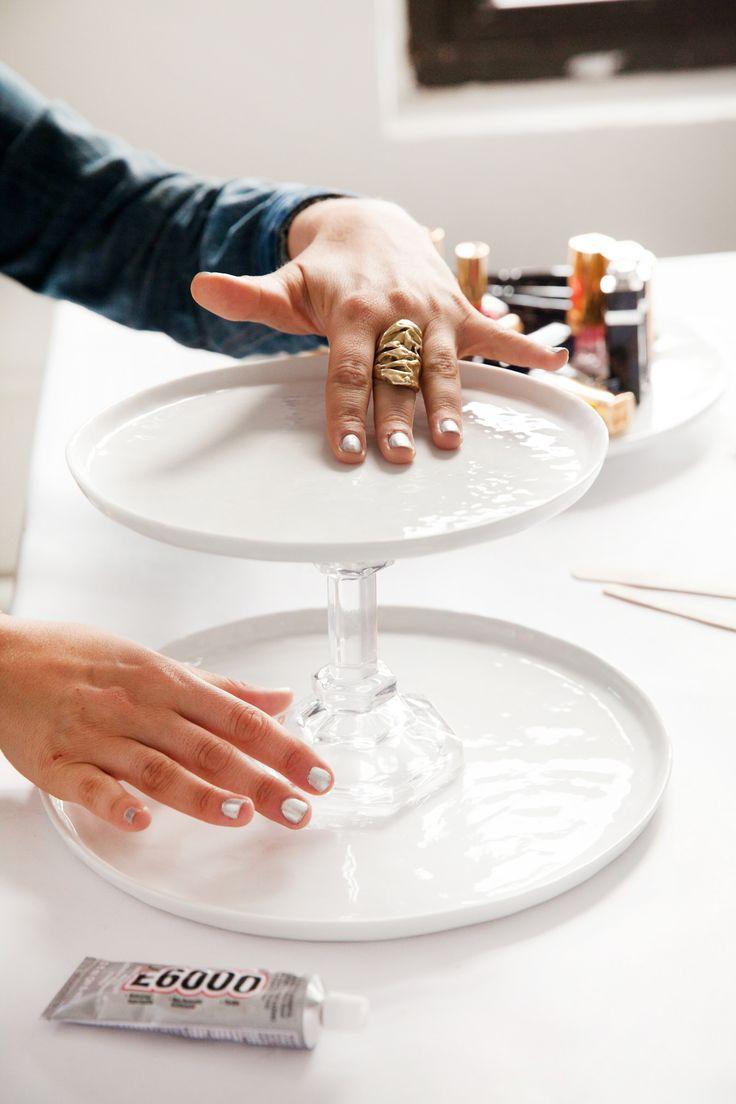 258 best diy bathroom decor images on pinterest home room and diy makeup stand