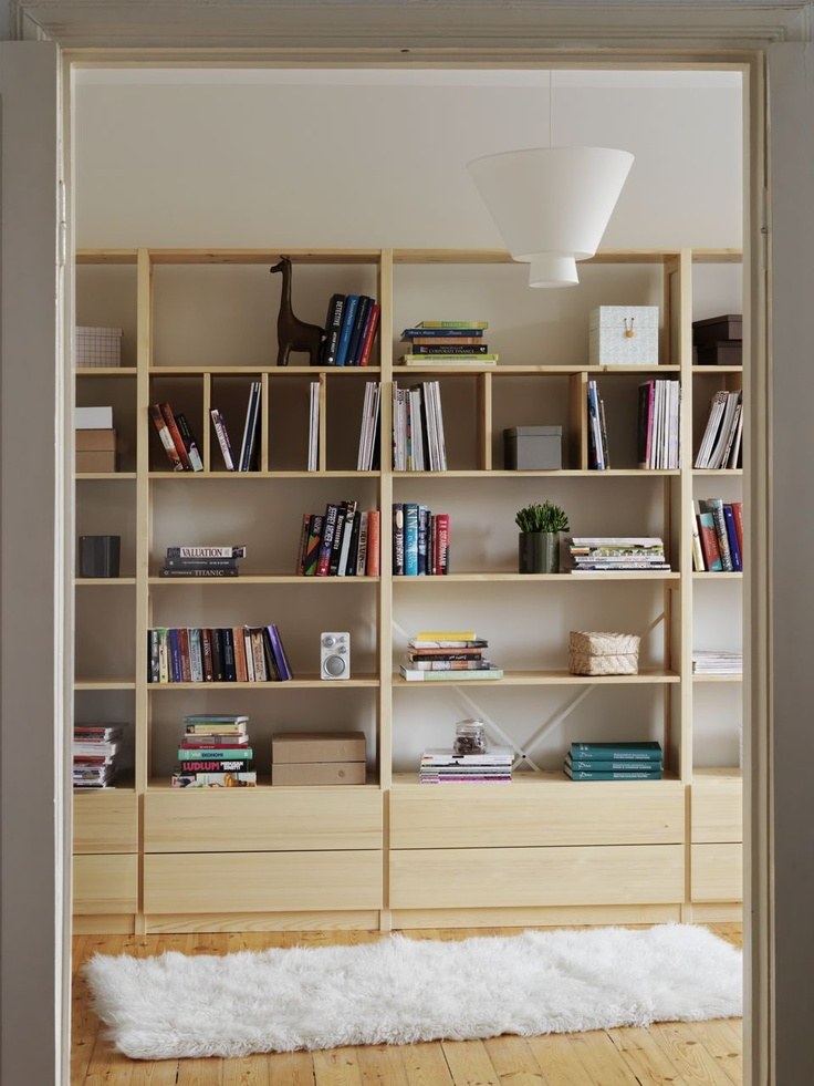 Lundia Original Bookcase