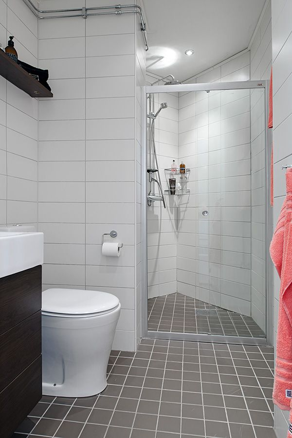Lovely Scandinavian apartment with inspiring details