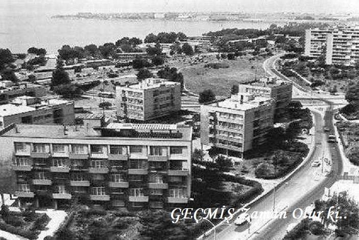 ATAKÖY -1960 --iSTANBUL