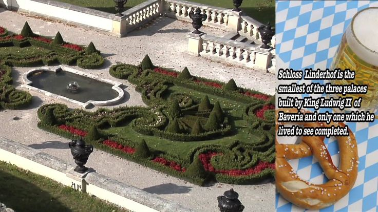 Barb & Ernie presents: Garmisch Patenkirchen, Schloss Linderhof, Schloss...