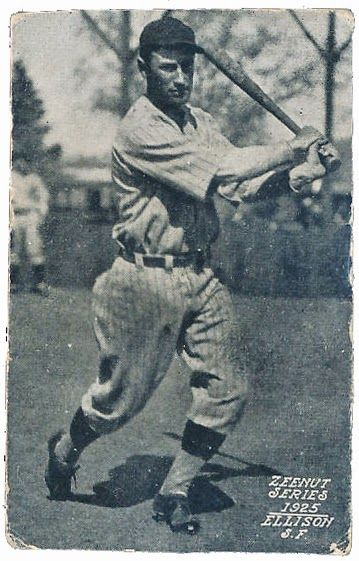 November 15, 1896 – August 11, 1955: Bert Ellison: played in pro ball 1915-1928,with the Tigers 1916-20/born in Ola,Yell County,Arkansas and attended Univ of Arkansas/ In seven seasons with the Sealsof the PCL,he appeared in 1,042 games, compiled a .335 batting average, and totaled 1,329 hits, 278 doubles, 43 triples, 116 RBIs, and 778 RBIs.He was posthumously inducted into the Pacific Coast League Hall of Fame in 2006
