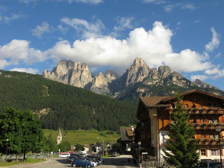 **Pozza di Fassa (great skiing and hiking area in the Dolomites) - Pozza di Fassa