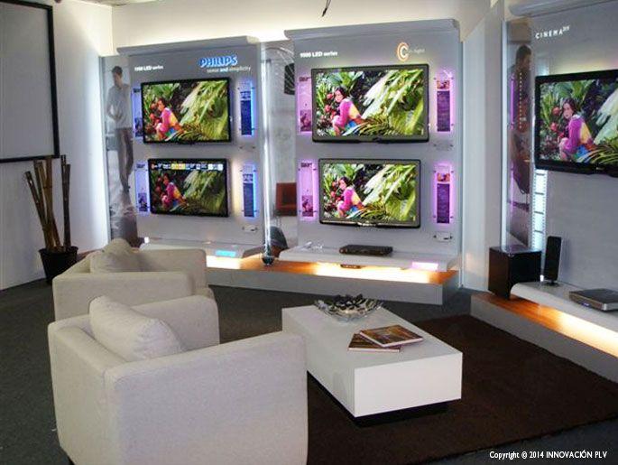 Estudio Televisión Philips   INNOVACION PLV