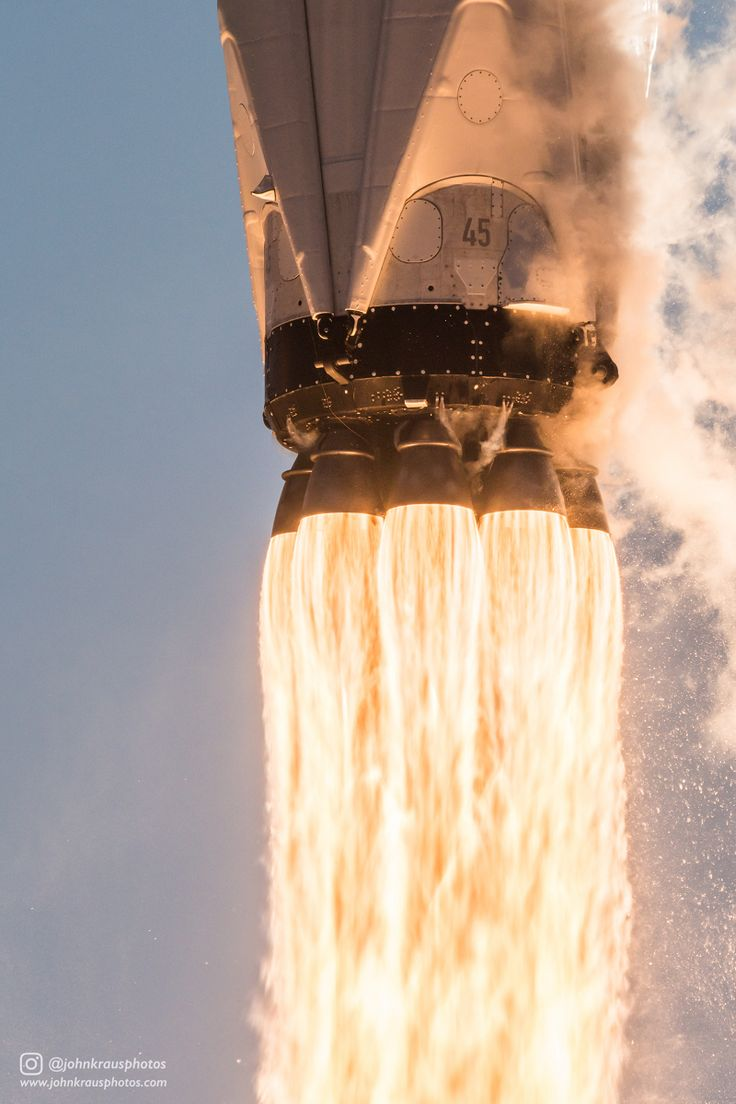 TESS Launch Close Up #NASA #APOD #Astronomy Picture Of the Day