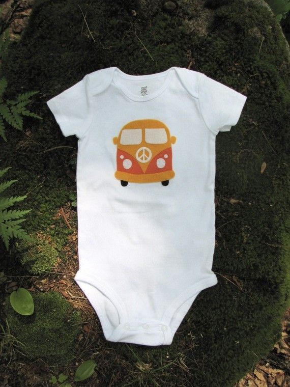 Way to surprise my mom about a future grandbaby? She's obsessed with VW buses since her family had one.