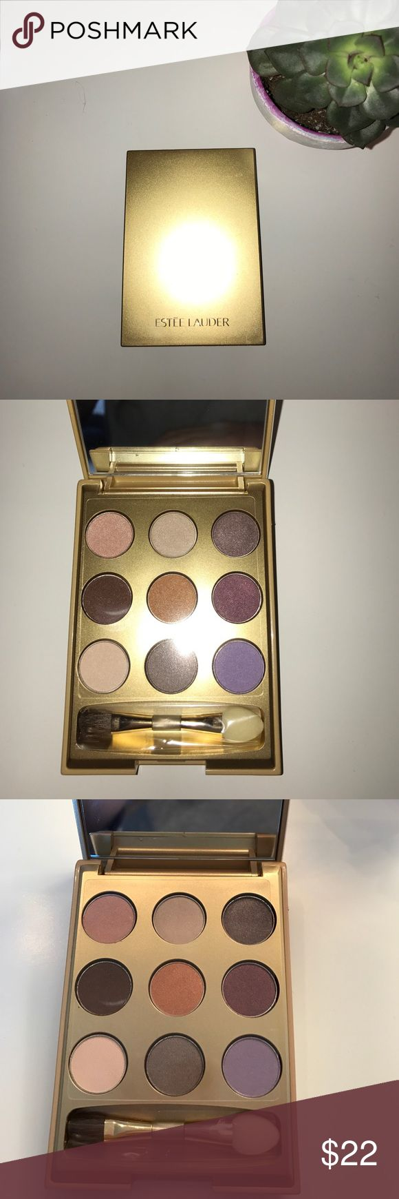 Estée Lauder pure color eyeshadow palette Brand new, new used! Beautiful color options! Please make an offer! Estee Lauder Makeup Eyeshadow