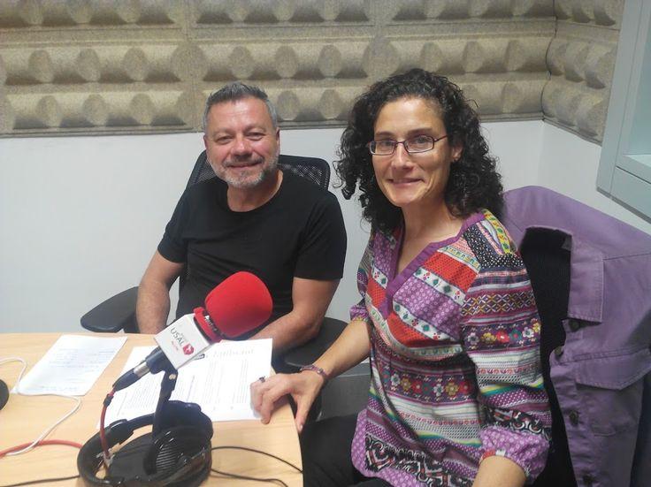 nuevo programa de Caja de resonacia (1-6-2017). En esta ocasión Felicidad Campal y Luis Miguel Cencerrado y Alicia Sellés entra por teléfono para hablarnos de las Joradas Españolas de Información y Documentación.