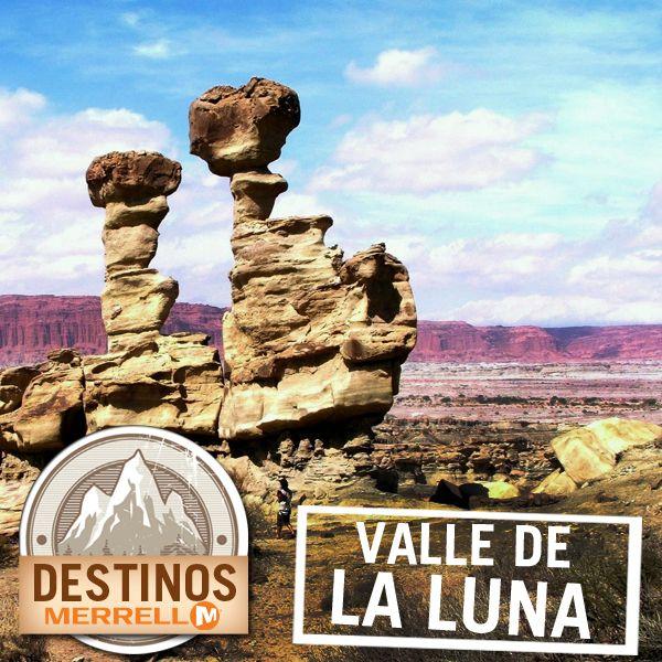#DestinoMerrell #Valledelaluna #Chile