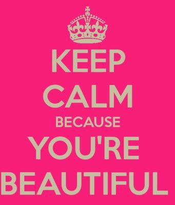 BEauTiFuL: Calm Lif, Beautiful Angelina, Beautiful 3, Direction, Girly Things, I Am Beautiful, Lose Weights, Keep Calm, Friend