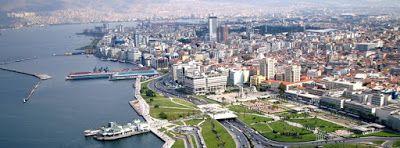 Turecko ...Turkey ....   Türkiye : Izmir