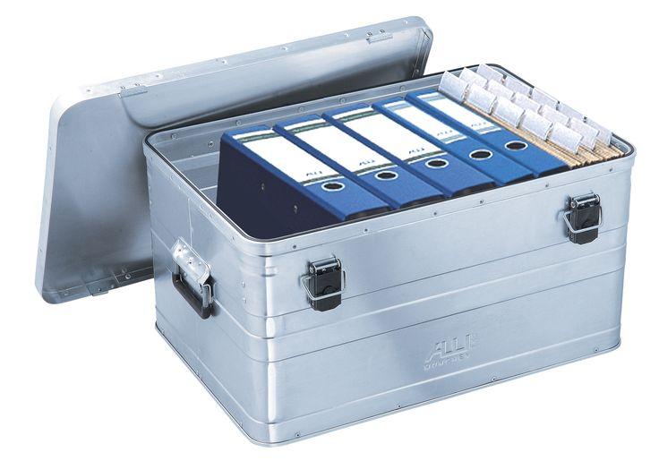Bürobox B72 Volumen 72 Liter. GUT ORGANISIERT ... - Die perfekte Bürobox mit Vorrichtung für Hängeordner, Hängehefter und Mappen. Dieser Boxentyp schafft Ordnung im Büro oder Archiv. Mobil haben Sie alles im Griff – ob beim Steuerberater oder beim Kunden.