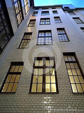 Windows building in Berlin
