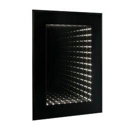 led infinity light mirror 60 x 80