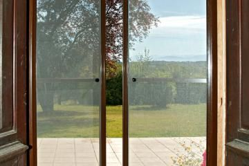 Porte moustiquaire sur-mesure, Volets et protections de fenêtre, Moustiquaires   Caseo