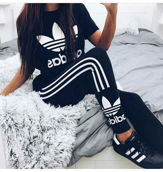 -its the queen Mrs.BrysonTiller ✨- Clothing, Shoes & Jewelry : Women:adidas women shoes http://amzn.to/2iQvZDm