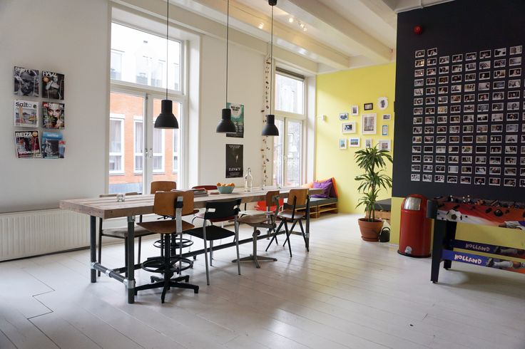 Level Up Coworking space Leeuwarden