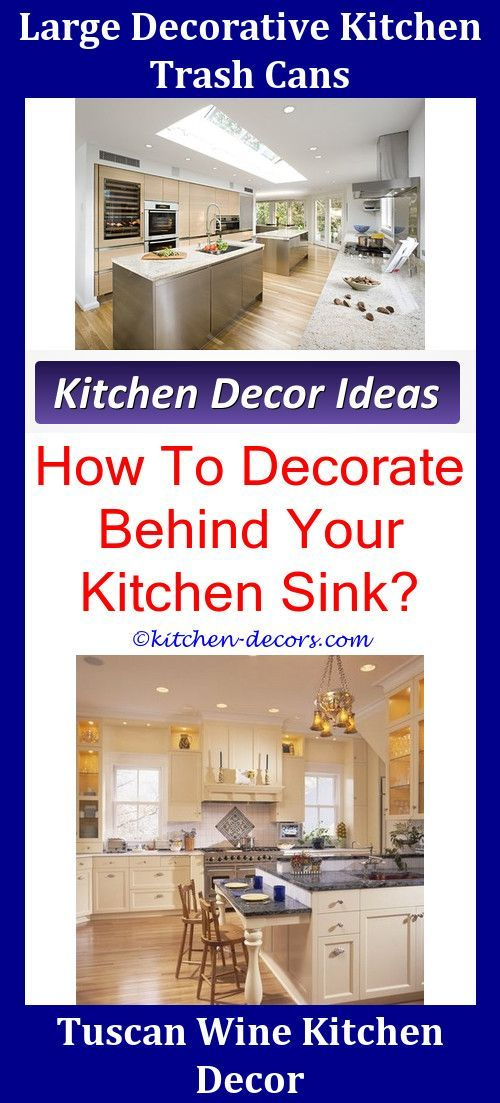 Masonjarkitchendecor How To Decorate Wall Space Above Flush Mounted