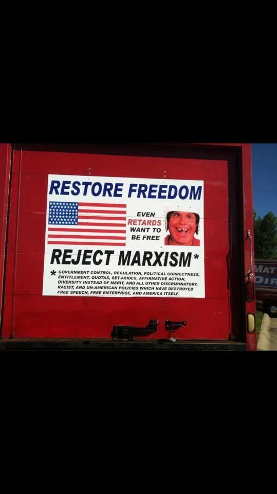 Failed Kansas Business Owner Mocks Democrats While Displaying 61 Star Flag This photo, from the back of the vehicle, however, made many wonder how far former ownership was willing to go. In one simple poster, the ownership managed to:  * Offend those with mental health issues; * Use a flag with 61 stars..