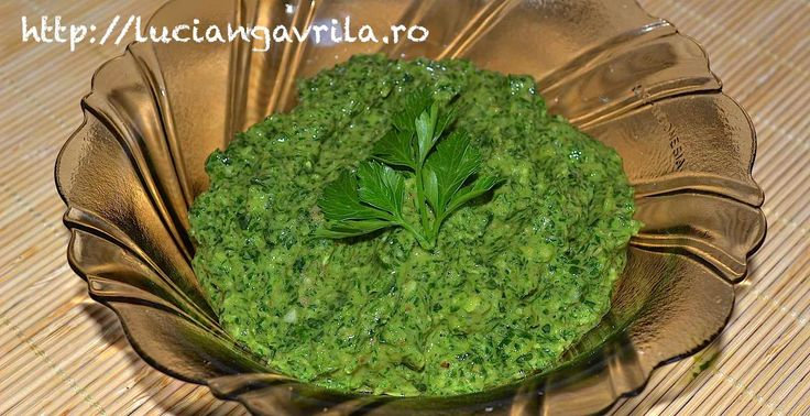 Italian Salsa Verde (green sauce)