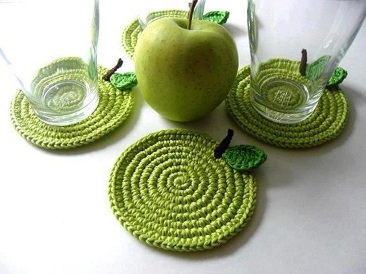 Início com as próprias mãos Crochet