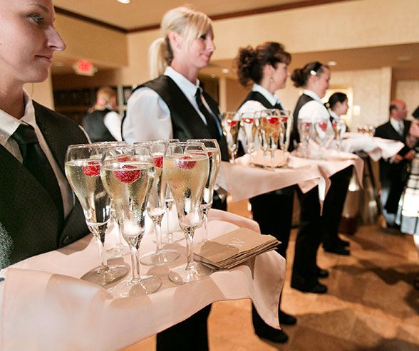 1. What Staff Will Be Present? You've Secured Your Caterer