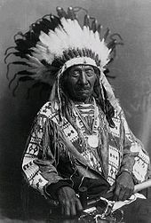 Red Cloud, Chief of Lakota Sioux