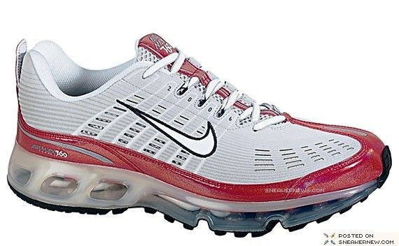 Nike Air Max 360 I (Original).    I should have saved the box for these. I still wear them all the time.