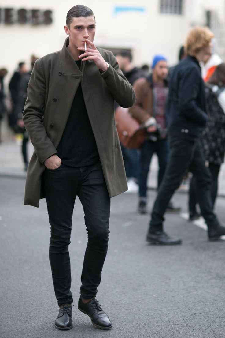 The Best of Paris Men's Fashion Week Street Style | Day 5 | The Impression