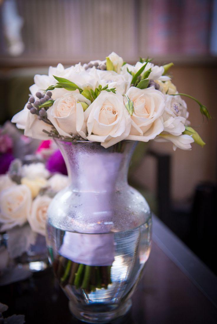 Wedding bouquet -floral creations by Marian Louie, http://www.pinterest.com/marianlouie