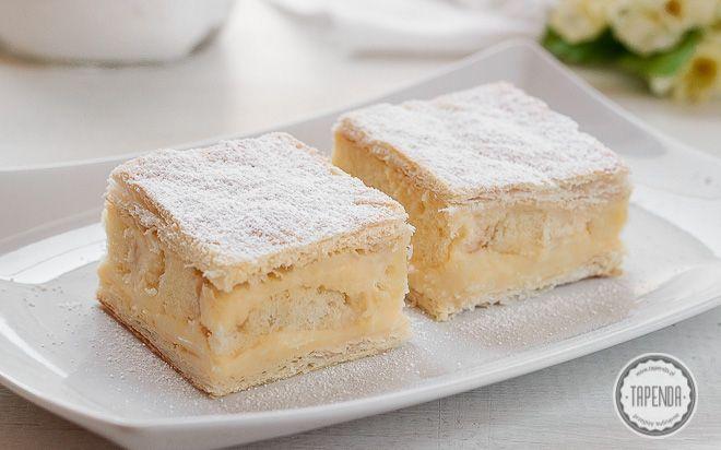 Ciasto Dyplomatka ( Torta Diplomatica) - przepis - Tapenda.pl