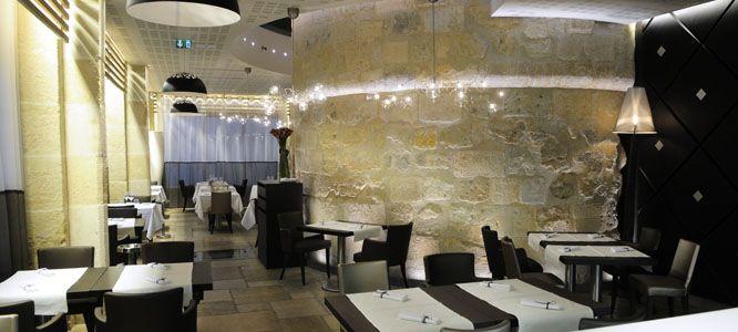 Un Dimanche à Paris : Le restaurant