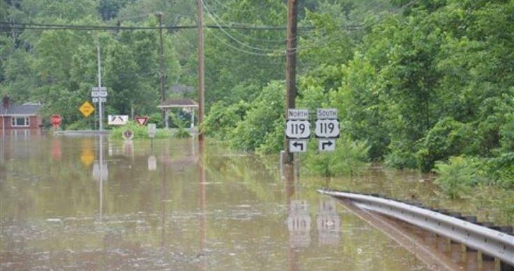 Τουλάχιστον 23 νεκροί από τις πλημμύρες στη Δυτική Βιρτζίνια