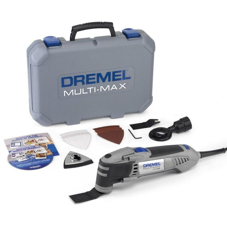 LOWEST EVER PRICE DROP Dremel MM40 Multi-Max Multi Tool SAVE 50% NOW £59.99