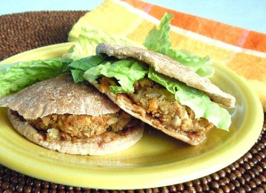 ... Vegan/Vegetarian on Pinterest | Sandwiches, Tofu and Falafel sandwich