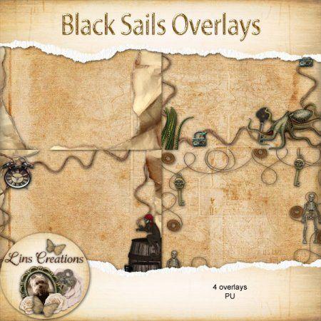 Black Sails overlays