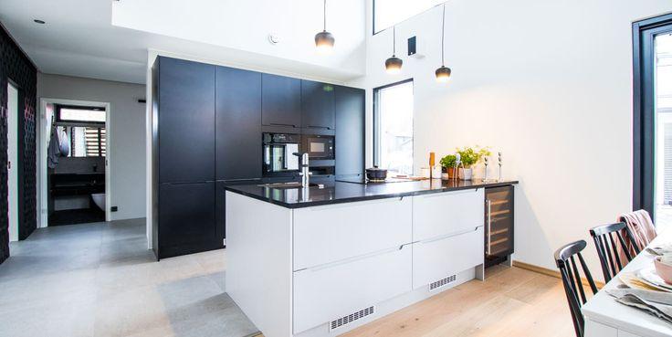 Asuntomessut 2016 A la Carte -keittiöt Keittiömaailman Suola ja Pippuri #asuntomessut2016 #keittiömaailma #keittiö #alacartekeittiöt