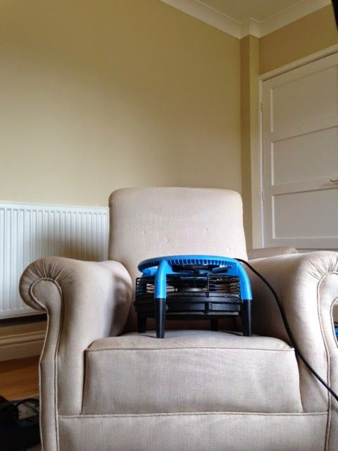 Upholstery Cleaning Drying Your Chairs And Sofa After