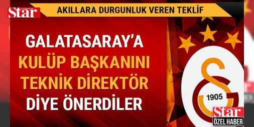 Menajerler Galatasaray'a Daniel Passarella ismini hoca olarak önerdi: Bu sezon Igor Tudor yönetiminde 13 maçta 22 puan toplayan ve derbilerde gol dahi atma başarısını gösteremeyen Galatasaray'da yeni hoca konusu şu anda rafa kalkarken, Futbol Direktörü Cenk Ergün'e bazı menajerlerden teknik direktör adaylarının sunulduğu ortaya çıktı. PASSARELLA GALATASARAY'A GELEMEYE SICAK BAKIYOR Igor Tudor'la pek iç açmayan Galatasaray, Zenit'le yollarını ayıran Rumen teknik adam Mircea Lucescu ismini…