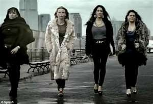 Love mob wives, teaches me how not to behave..
